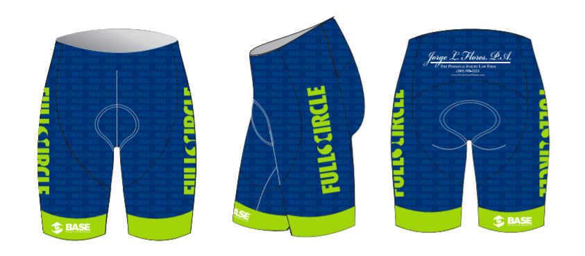 2021 Cycling Shorts