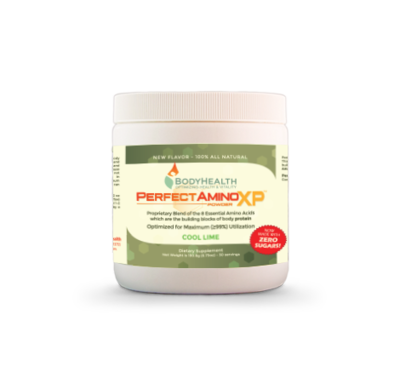 BodyHealth PerfectAminoXP - Drink Powder, Mixed Berry