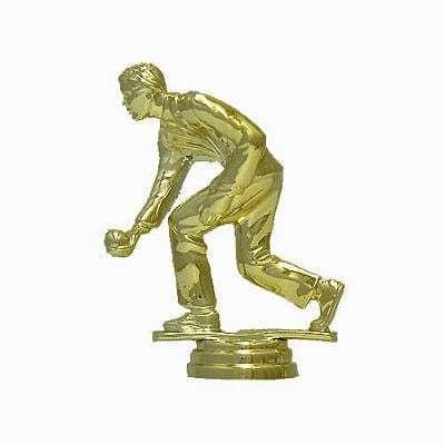 פ. כדורת דשא אשה ג. 100 מ'מ זהב