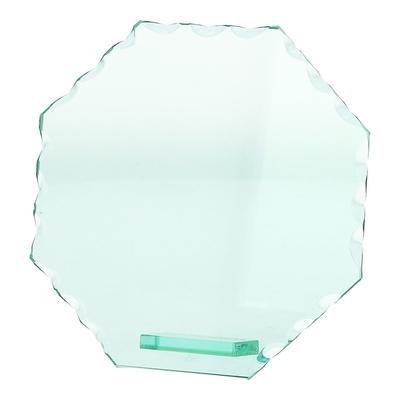 מגן זכוכית מתומן קוטר 14 ס
