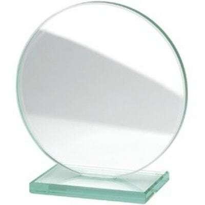 מגן זכוכית עגול 100 מ