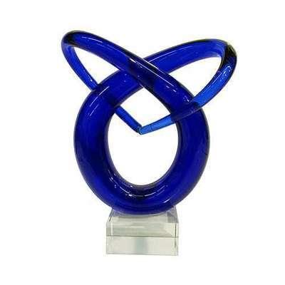 פסל זכוכית איגור ג. 25 ס