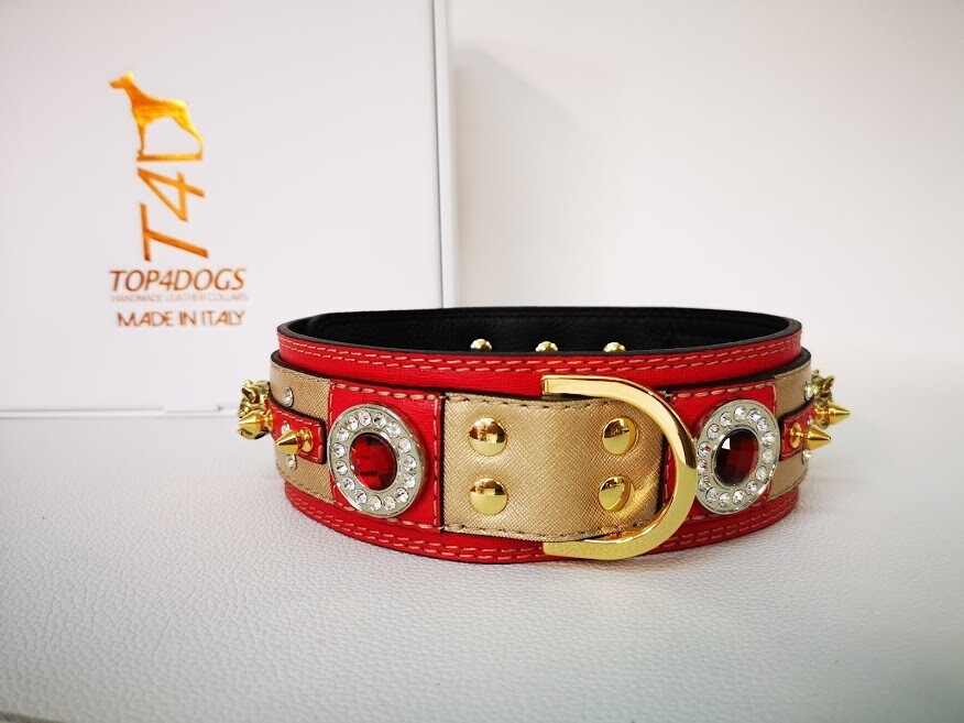 Red Passion (6cm width / larghezza)