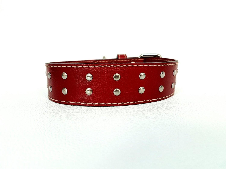 Rosso scuro / Dark red (4cm/ 1,57 inches)