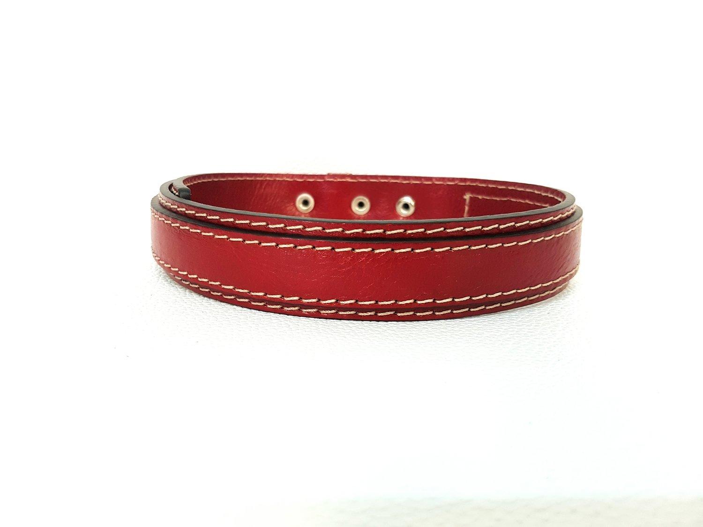 Rosso scuro / Dark red (3 cm / 1,18 inches)