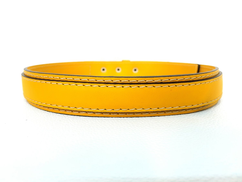 Senape / Mustard-coloured (3 cm / 1,18 inches)