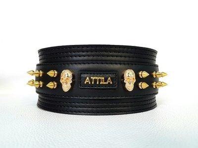 Mod. Attila altezza 8 cm / height 3,15 in
