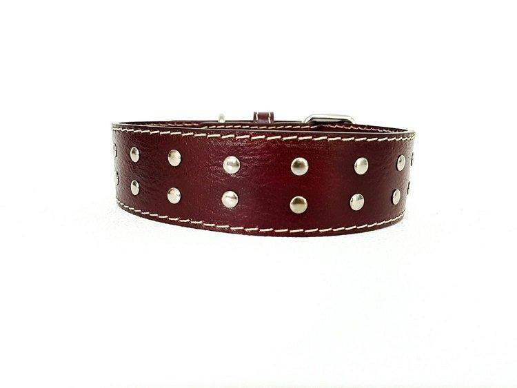 Vinaccia / Red-purple colour (4cm/ 1,57 inches)