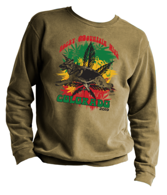 2019 GSD Rocky Mountain High Crewneck Sweatshirt