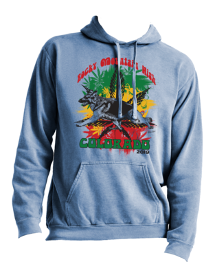 2017 GSD Rocky Mountain High Hoodie