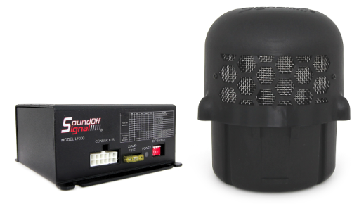SoundOff Aftershock Low-Frequency Siren System