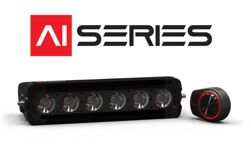 Feniex AI Series Lightbar