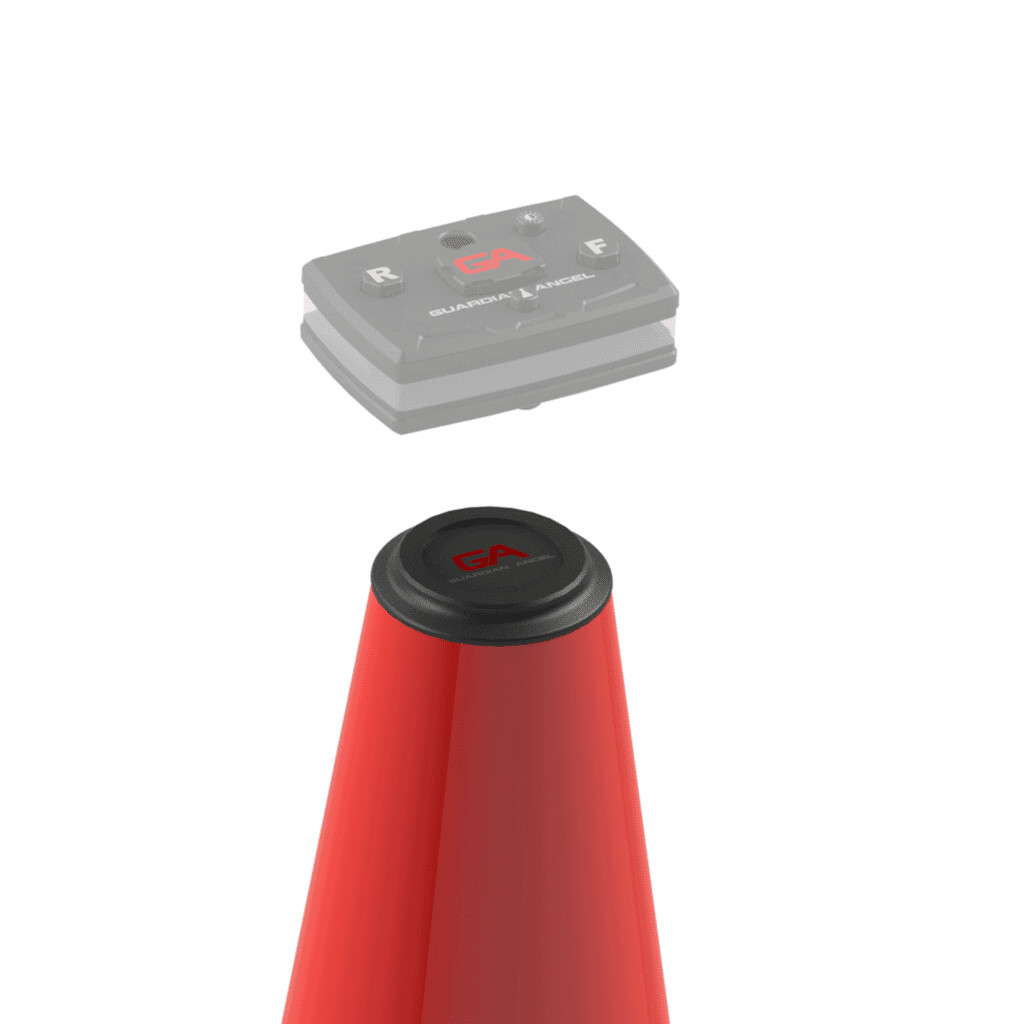 Guardian Angel Safety Cone Mount
