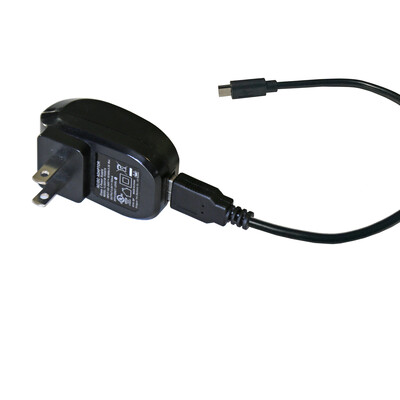 Guardian Angel AC Adaptor with Charging Cable