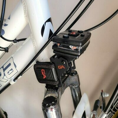 Guardian Angel Rotatable Bike Strap with Magnetic Mount