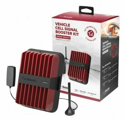 weBoost Drive Reach In-Vehicle Cell Signal Booster Kit