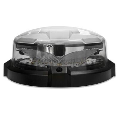 SoundOff nRoads LED Beacon - Low Dome