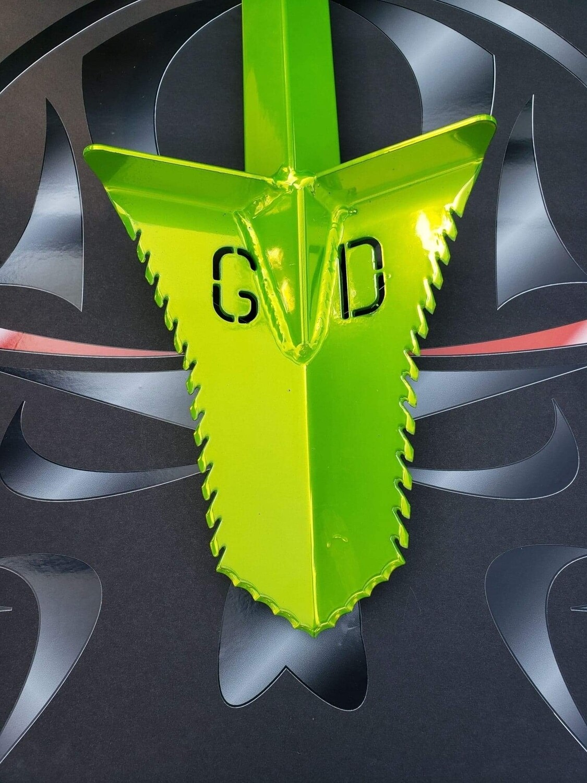 Snubnose Venom Green