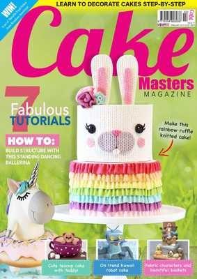 Cake Masters Magazine Feb. '19 Issue 77