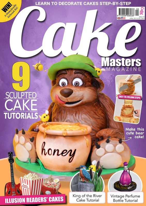 Cake Masters Magazine April '19 Issue 79