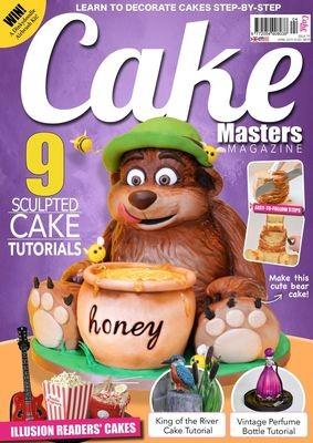 Cake Masters Magazine April '19 Issue 79
