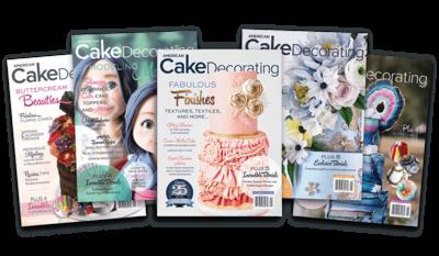 American Cake Decorating Magazine