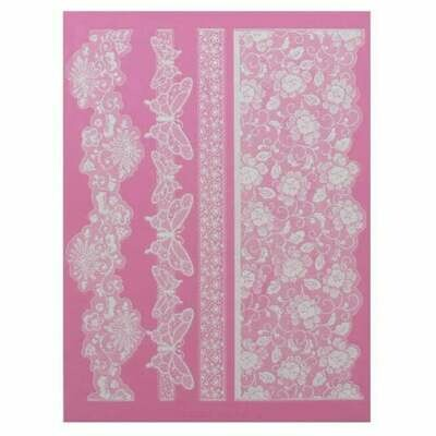 CL Madame Butterfly Lace Mat