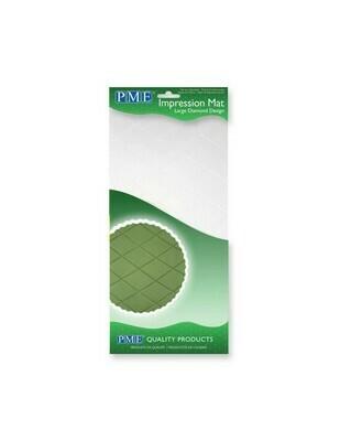 PME Large Diamond Impression Mat