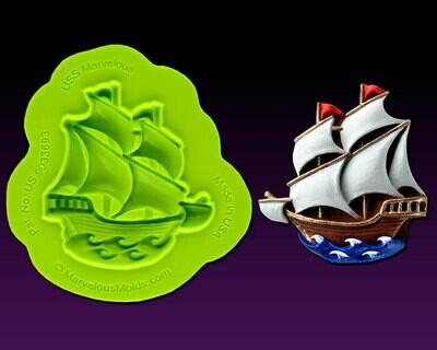 Marvelous Molds USS Marvelous