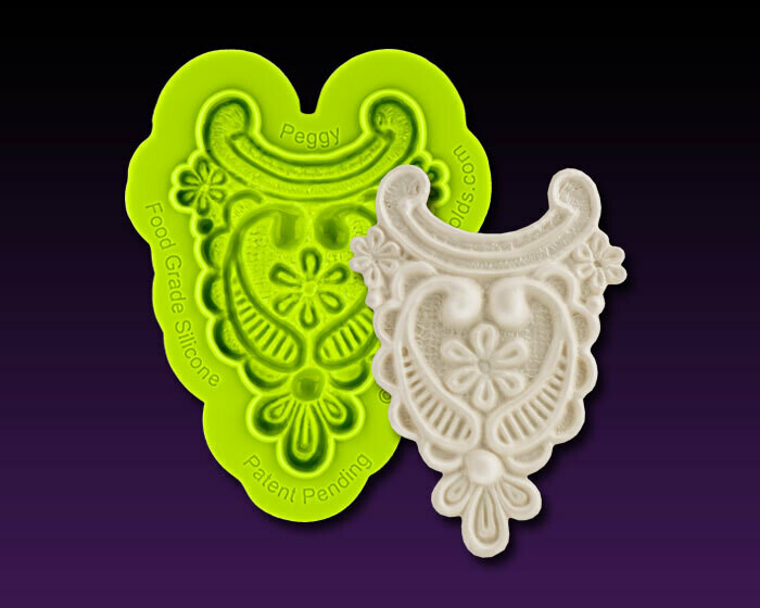 Marvelous Molds Peggy Mold