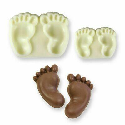 JEM Pop It Baby Feet Mold