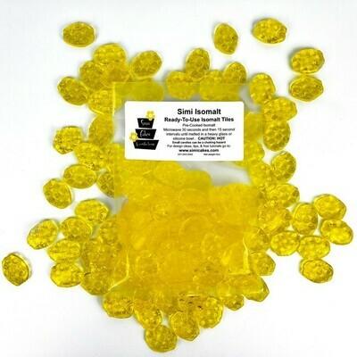 Simi Isomalt Yellow