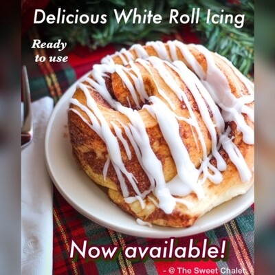 HH White Roll Icing