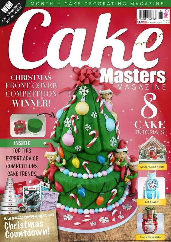 Cake Masters Magazine Nov. '19 Issue 86