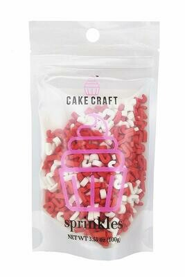 Cake Craft Holiday Sprinkles