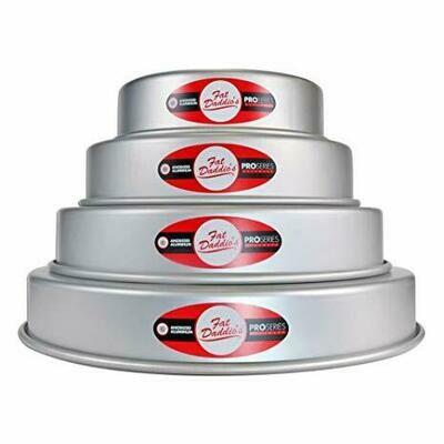 Fat Daddio's Round Cake Pans 3