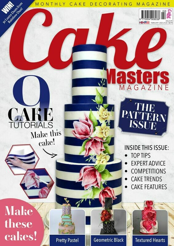 Cake Masters Magazine February Issue 89