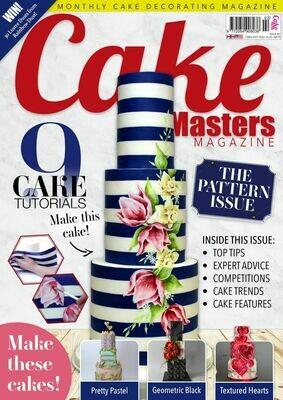 Cake Masters Magazine February Issue 89