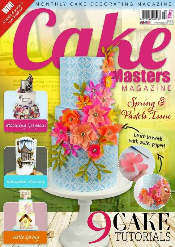 Cake Masters Magazine March Issue 90