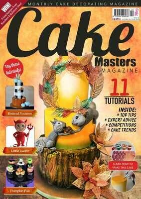 Cake Masters Magazine October 2019 Issue 85