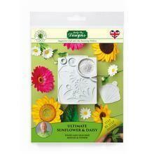 Sunflower & Daisy Mold by Nicholas Lodge