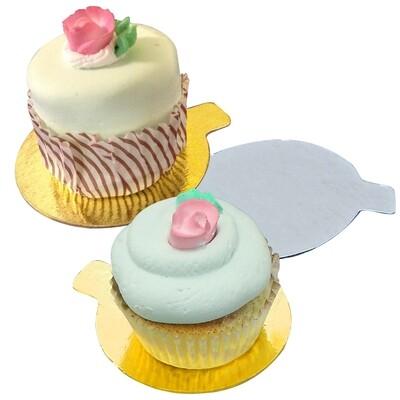 Mono Portion Cake Pads 25ct