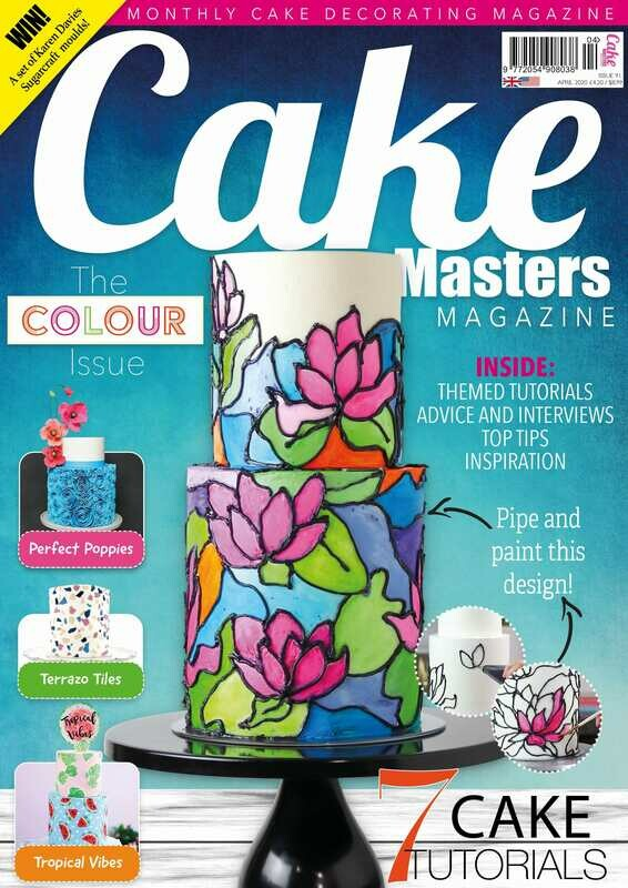 Cake Masters Magazine April Issue 91
