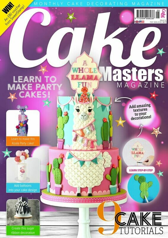 Cake Masters Magazine May Issue 92