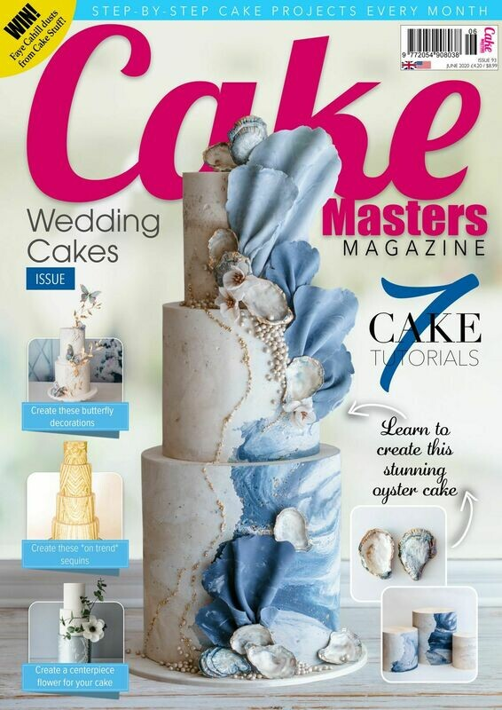 Cake Masters Magazine June Issue 93