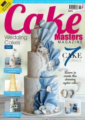 Cake Masters Magazine June Issue 93