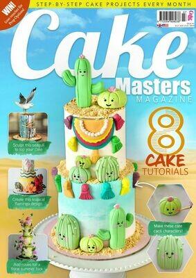 Cake Masters Magazine July Issue 94