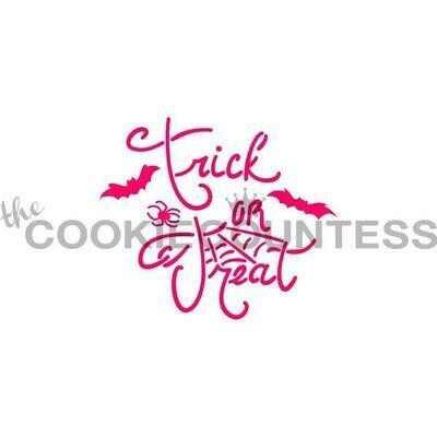 CC Trick or Treat Stencil