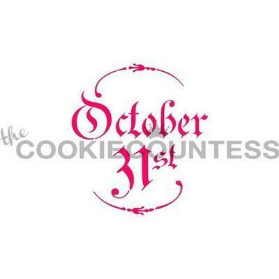 CC Oct. 31st Stencil