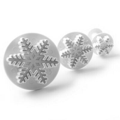 PME Snowflake Set Of 3